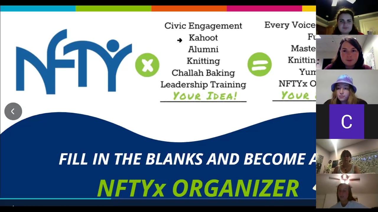 NFTYx Training Led by Midwest Presidents
