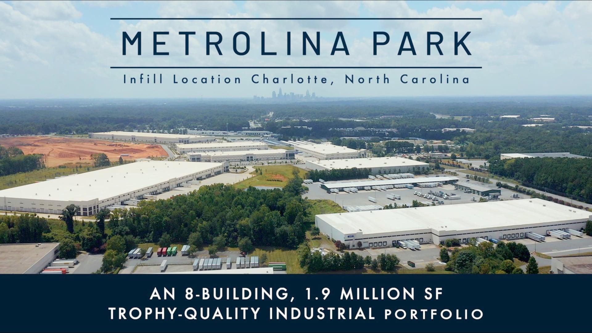 Metrolina Park Drone Video