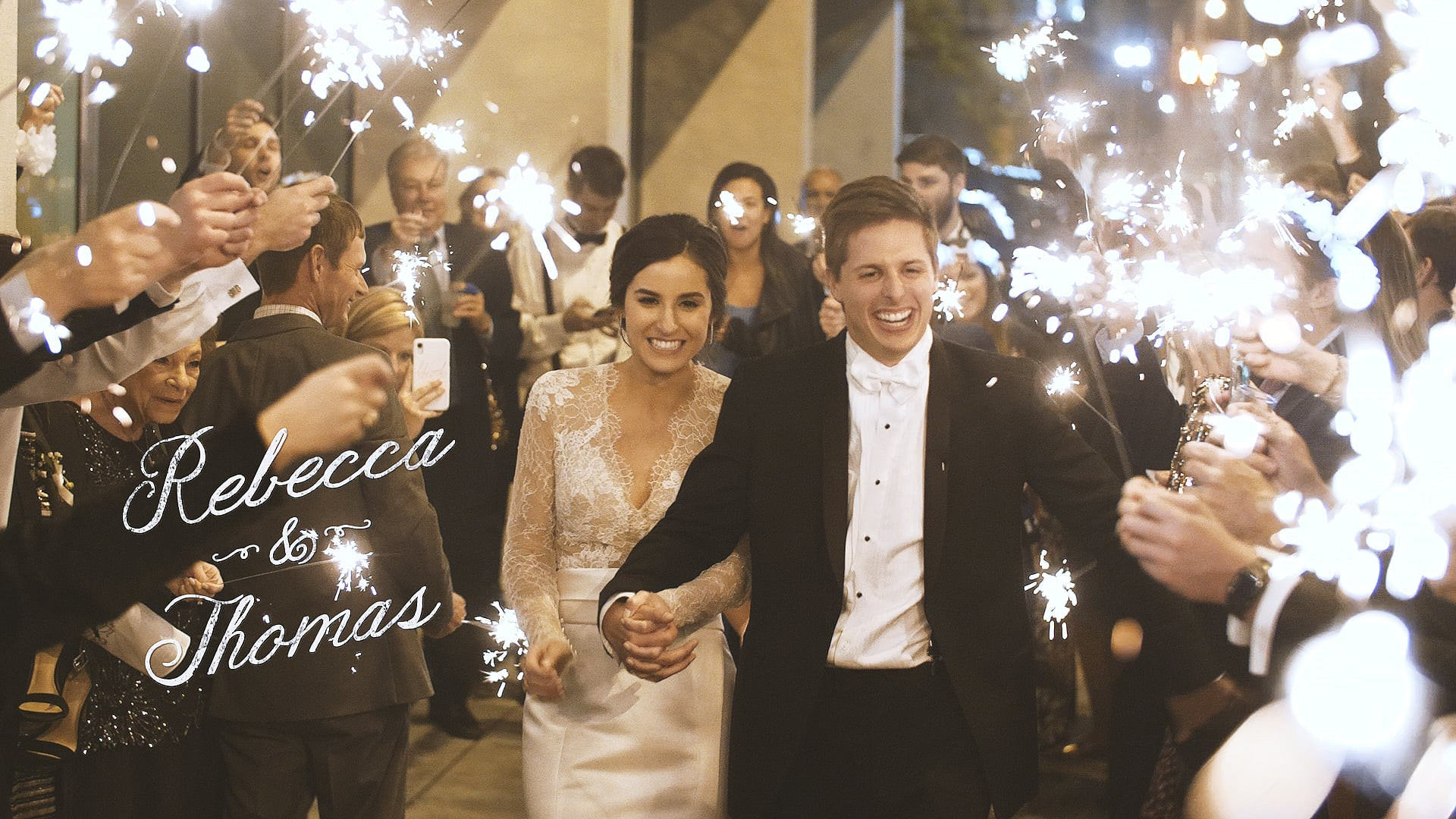 Rebecca & Thomas / Happy Groom Tears / Baton Rouge Hilton