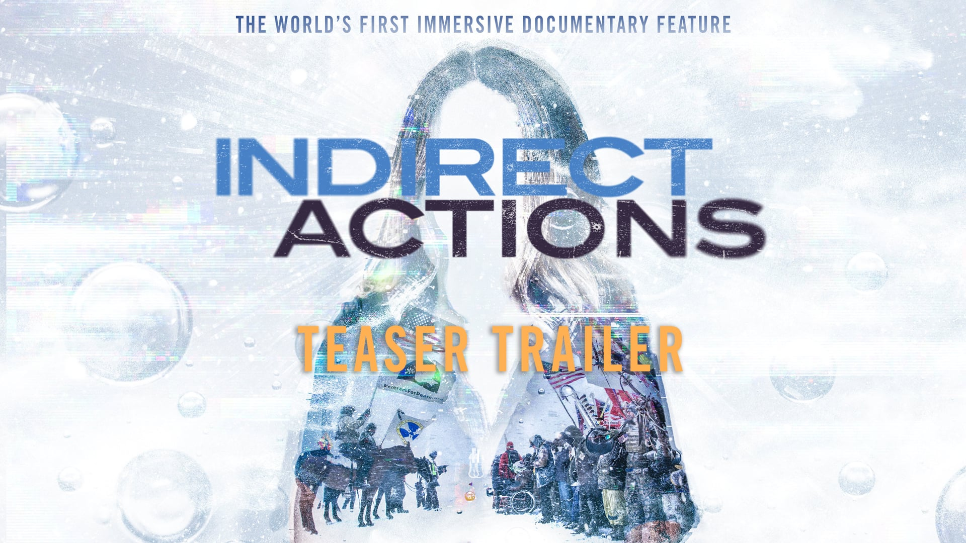 INDIRECT ACTIONS Trailer (2020) | Immersive Standing Rock Documentary