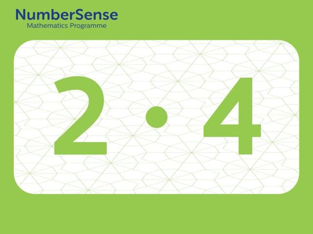NumberSense Manipulating Numbers: Level 2, Task 4 (Gr.1, T.2, Wkbk 2)