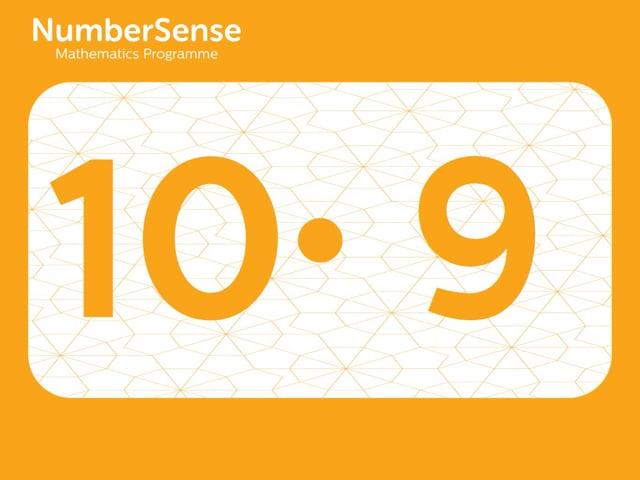 NumberSense Manipulating Numbers: Level 10, Task 9 (Gr.3, T.2, Wkbk 10)