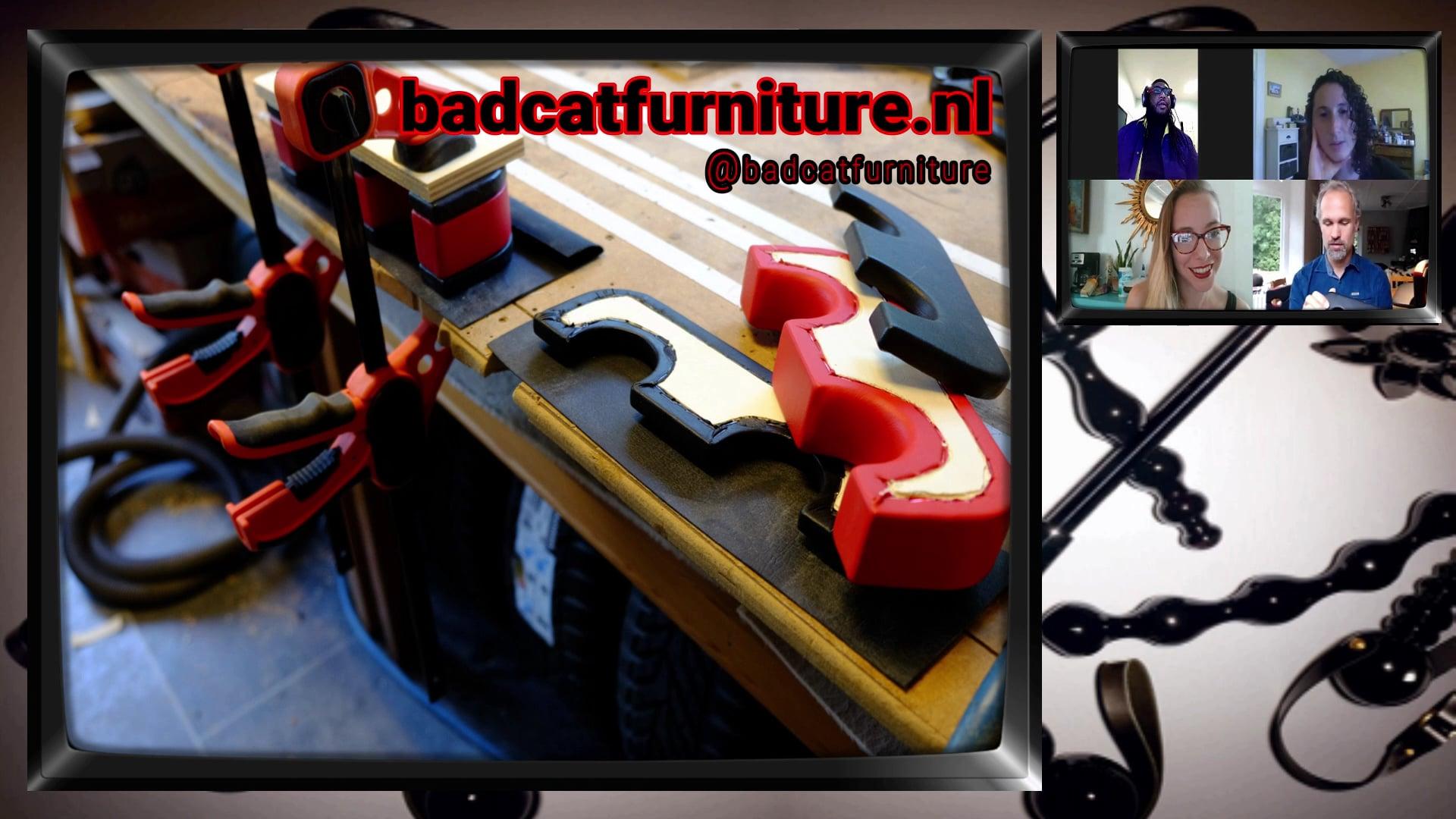 If You Build It...(BadCat Wrist Cuffs construction)