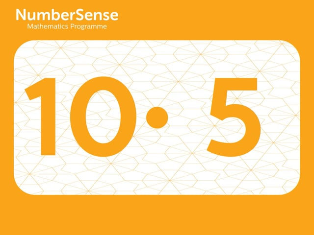 NumberSense Manipulating Numbers: Level 10, Task 5 (Gr.3, T.2, Wkbk 10)
