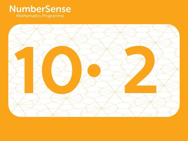 NumberSense Manipulating Numbers: Level 10, Task 2 (Gr.3, T.2, Wkbk 10)