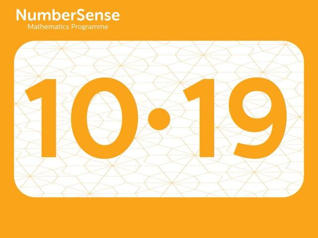 NumberSense Manipulating Numbers: Level 10, Task 19 (Gr.3, T.2, Wkbk 10)