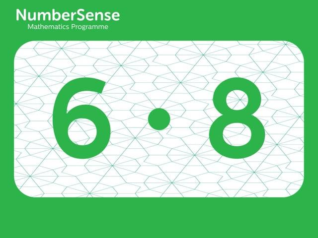 NumberSense Manipulating Numbers: Level 6, Task 8 (Gr.2, T.2, Wkbk 6)