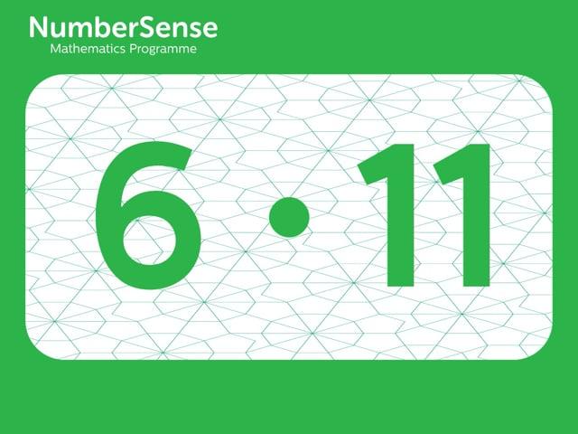 NumberSense Manipulating Numbers: Level 6, Task 11 (Gr.2, T.2, Wkbk 6)