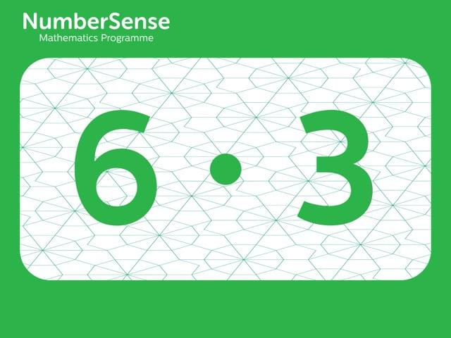 NumberSense Manipulating Numbers: Level 6, Task 3 (Gr.2, T.2, Wkbk 6)