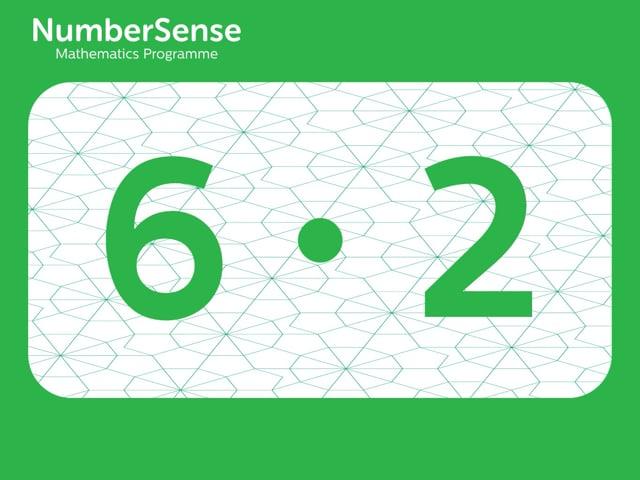 NumberSense Manipulating Numbers: Level 6, Task 2 (Gr.2, T.2, Wkbk 6)