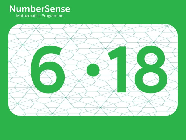 NumberSense Manipulating Numbers: Level 6, Task 18 (Gr.2, T.2, Wkbk 6)