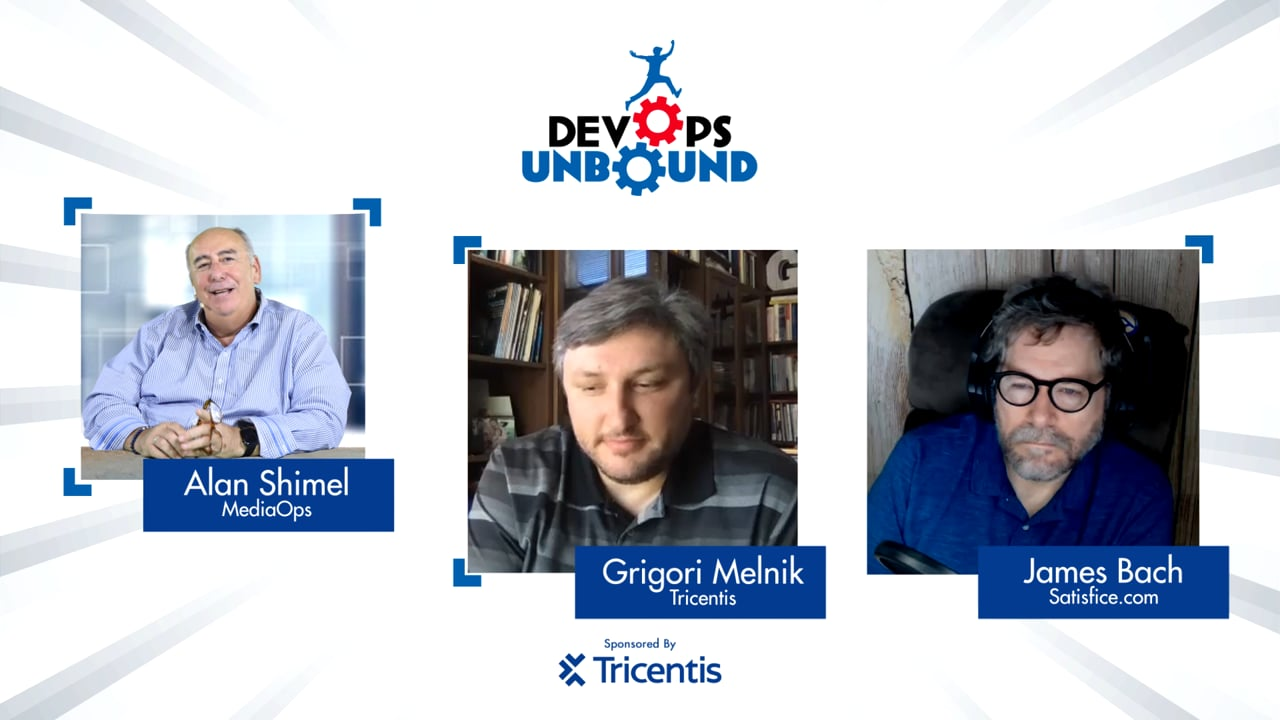 DevOps Unbound EP 1 – A Brief History of Testing – TechStrong TV
