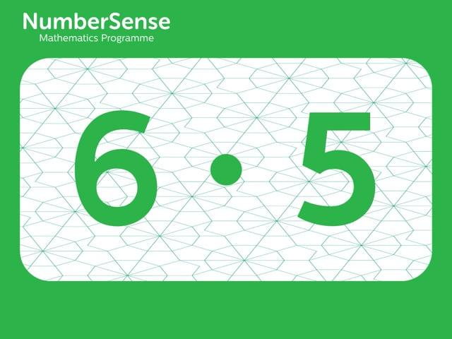 NumberSense Manipulating Numbers: Level 6, Task 5 (Gr.2, T.2, Wkbk 6)