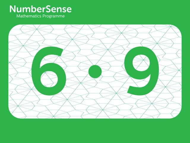 NumberSense Manipulating Numbers: Level 6, Task 9 (Gr.2, T.2, Wkbk 6)