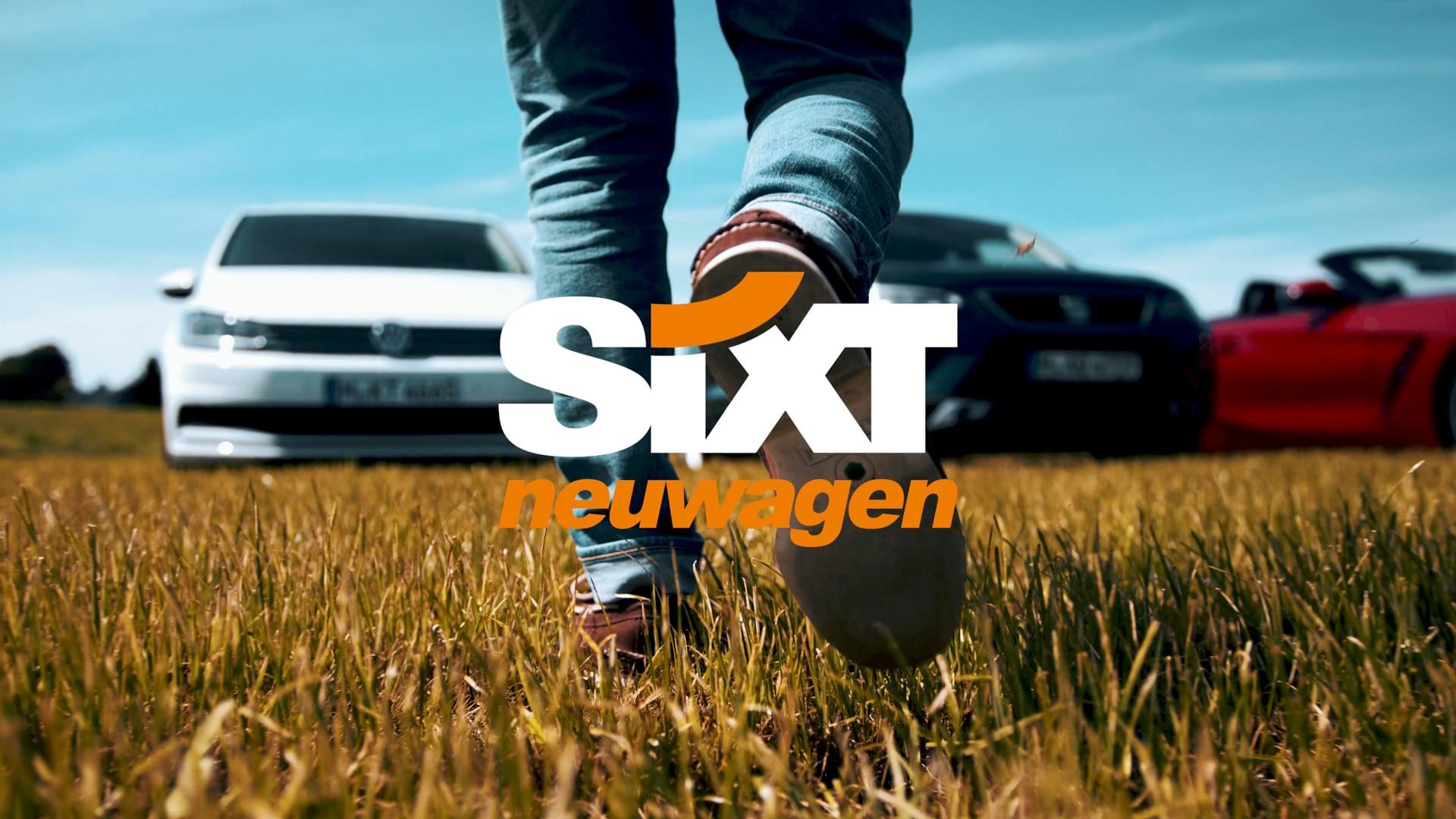 Imagefilm: SIXT neuwagen