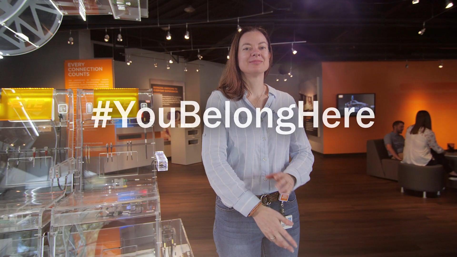 #YouBelongHere - Bronte