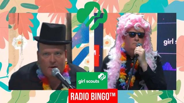 The DJs At Work Radio Bingo