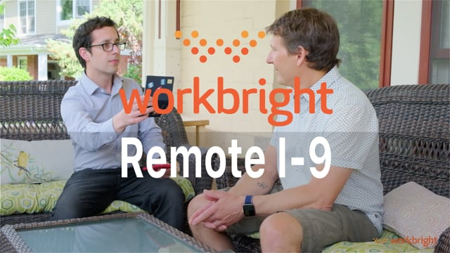 Remote I-9 Overview Video