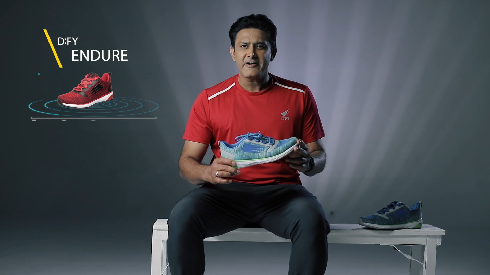 DFY Product Film Featuring Anil Kumble