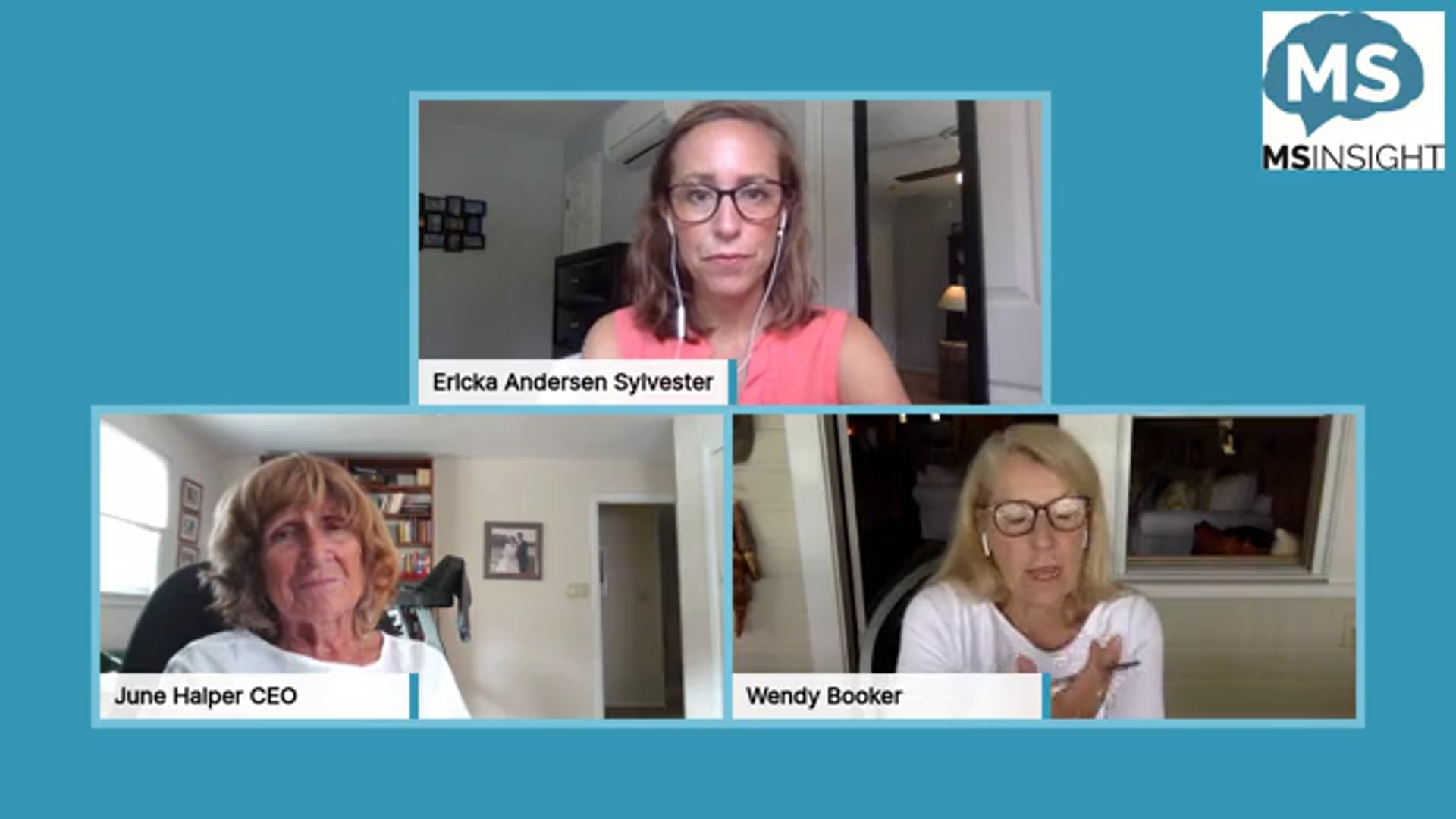 Enjoy our interview with June Halper, MSN, APN-C, MSCN, FAAN
