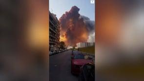 Beirut Explosion with Tony Ghareeb | SBC of Virginia