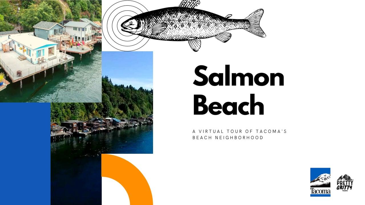 Virtual Tour: Salmon Beach