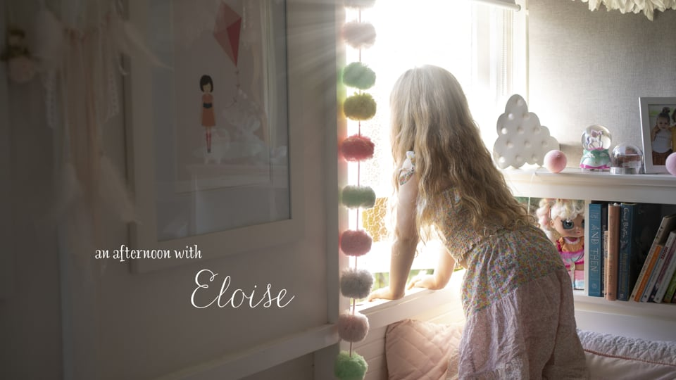 An afternoon with Eloise