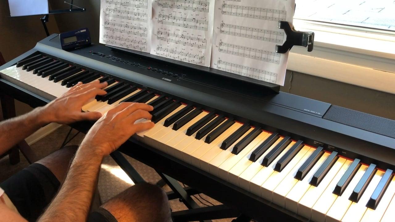 Dexter's Tune played by Octavio