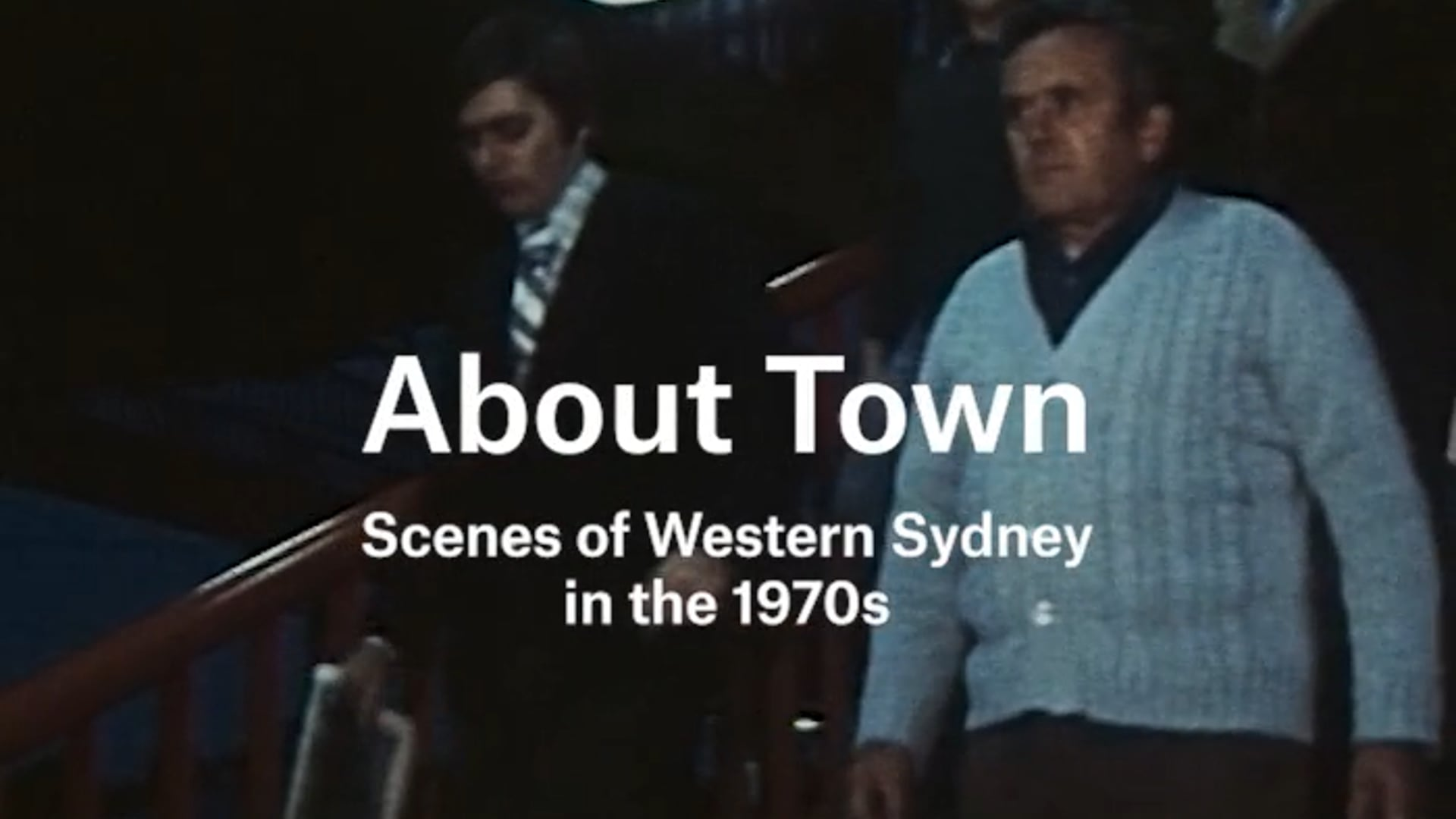 About Town (ABC TV Archives with ESEM Projects)