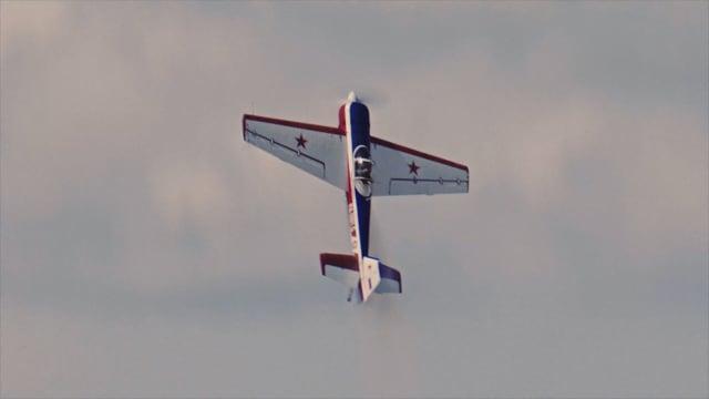 Русские Авиационные Гонки - тизер