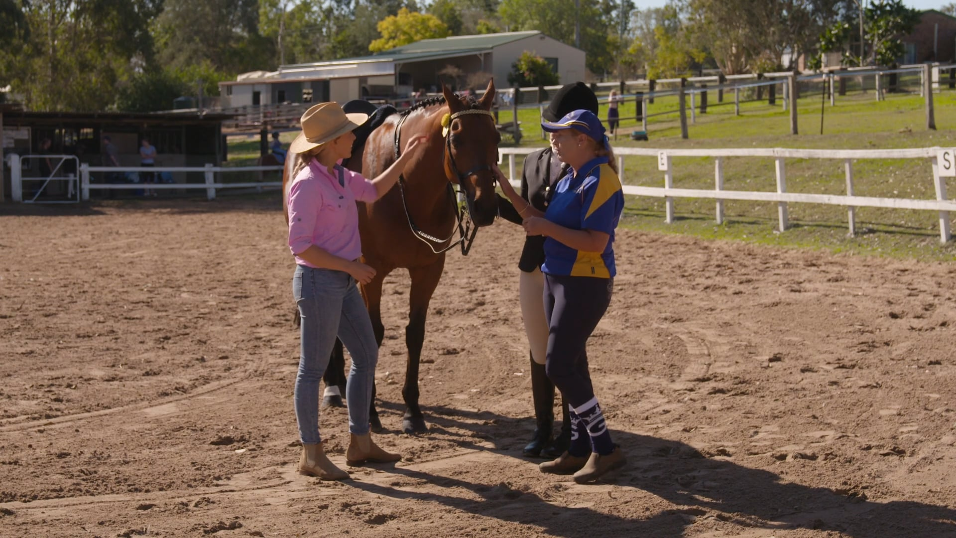 Fundamentals of Riding & Showing