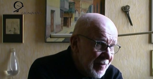 Eckart Kroneberg: Der Berliner Romancier im Gespräch (2)