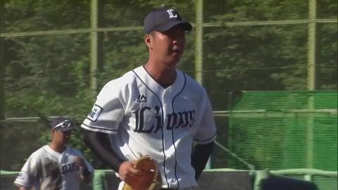 【ファーム】ライオンズ・十亀 8回を投げ無失点に抑える好投!! 2020/8/11 L-M(ファーム)