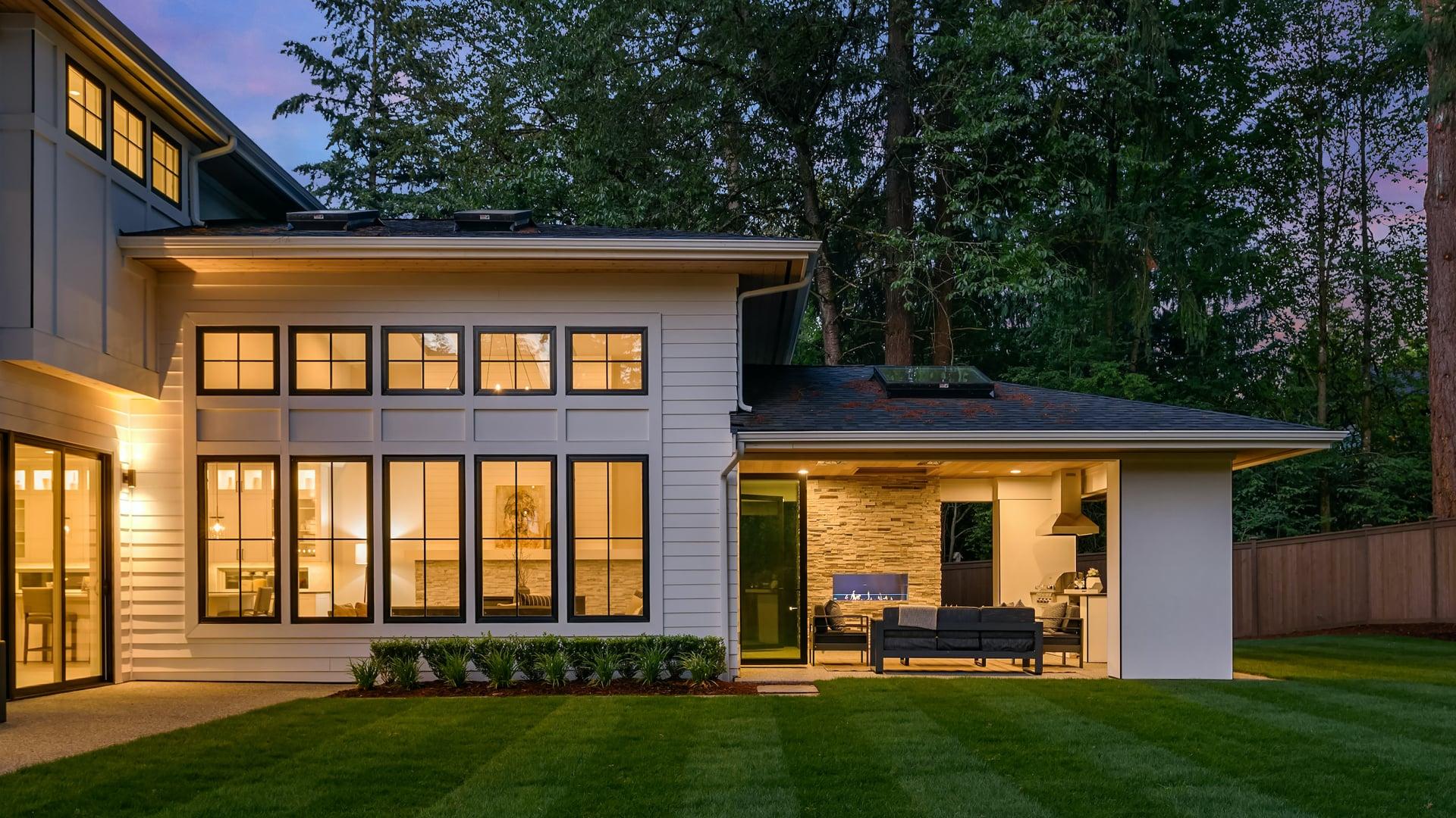 "Design Built Homes presents ""The Oak"" in Enatai, Bellevue"
