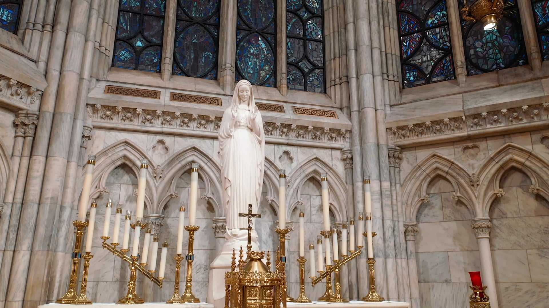 The Rosary: The Glorious Mysteries Offered By Cardinal Timothy Dolan