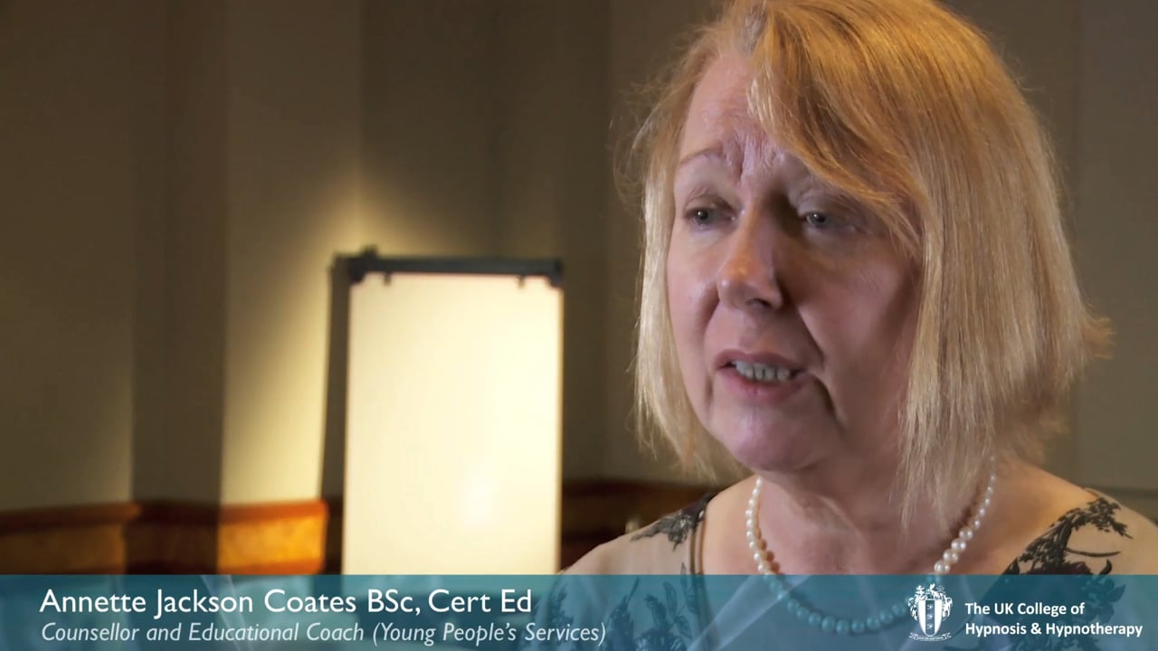 Interview: Annette Coates, Counsellor & Educational Coach