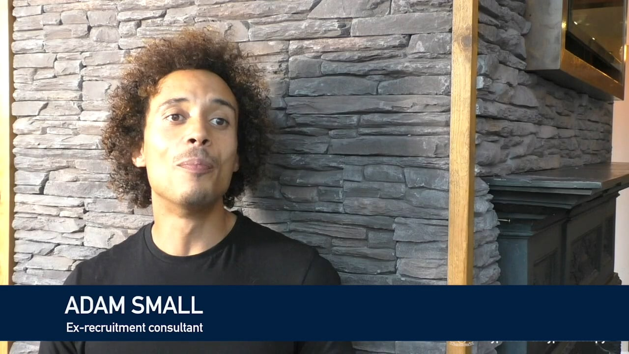 Adam Small, Recruitment Specialist