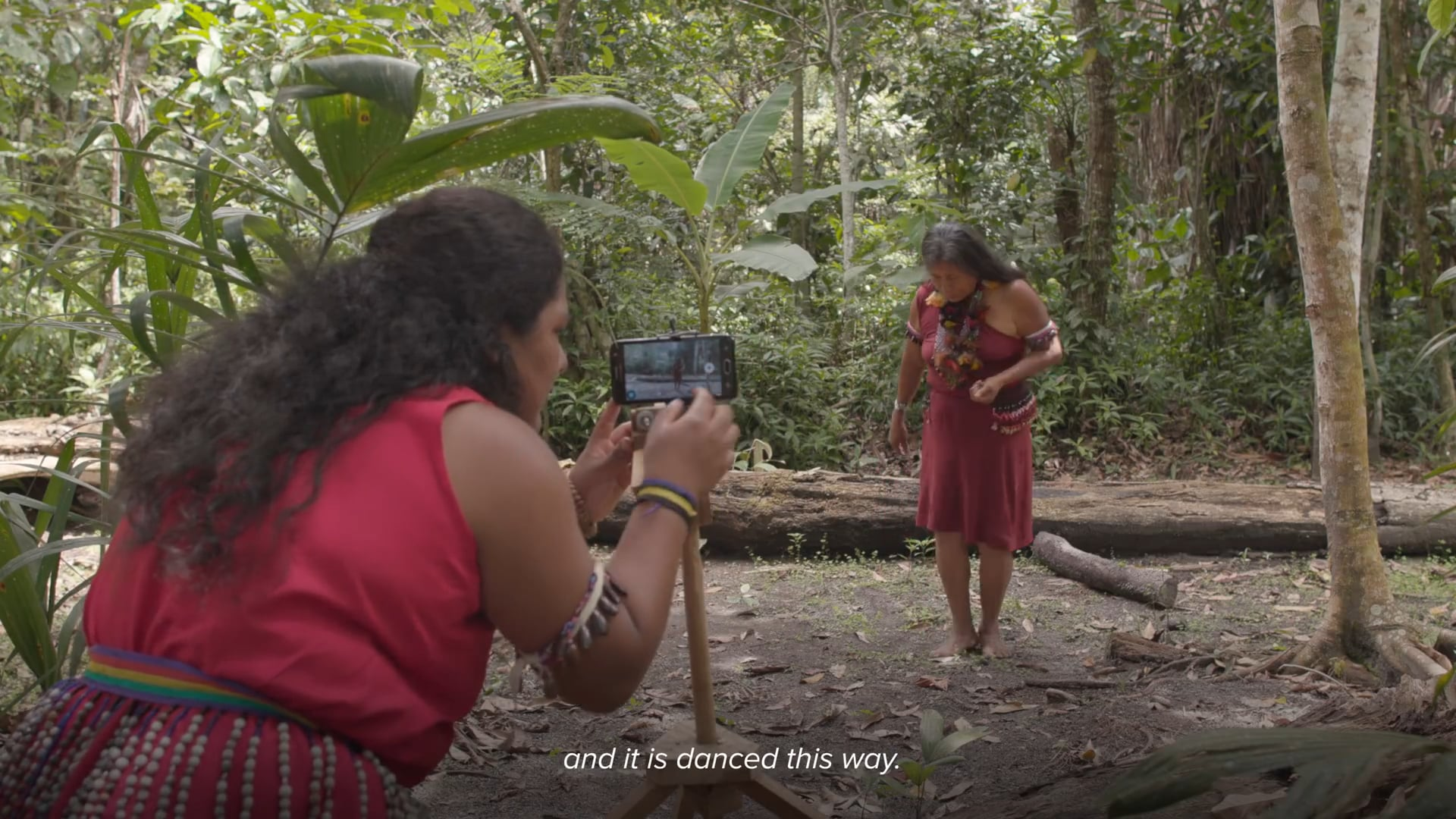 Women on a Mission, Technology Meets Tradition