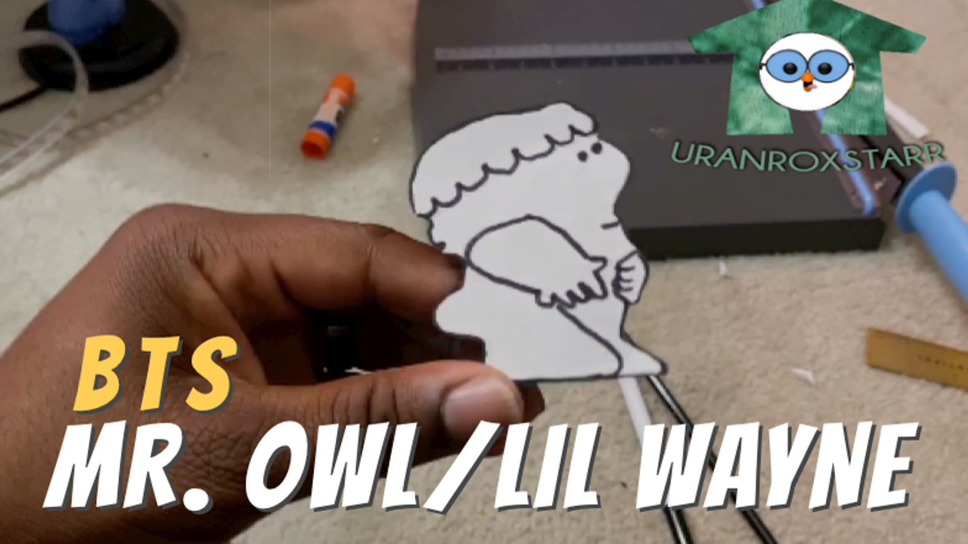 Mr Owl patreon BTS FIN
