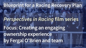 Thumbnail of Creating an engaging ownership experience with Fergal O'Brien, Sally Randell and Dr Simon Gillson