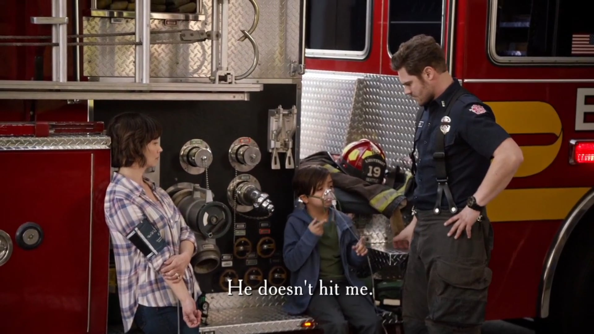 Colleen Foy - Station 19