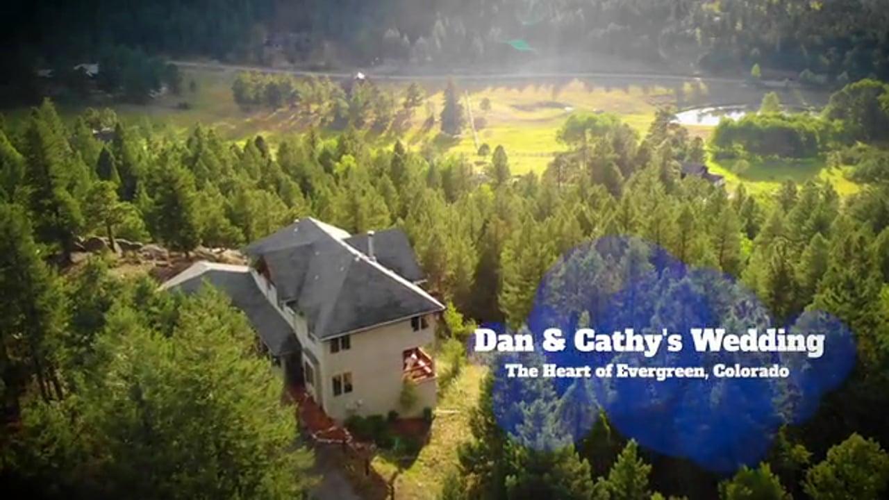 Dan & Cathy's Rocky Mountain Wedding Ceremony