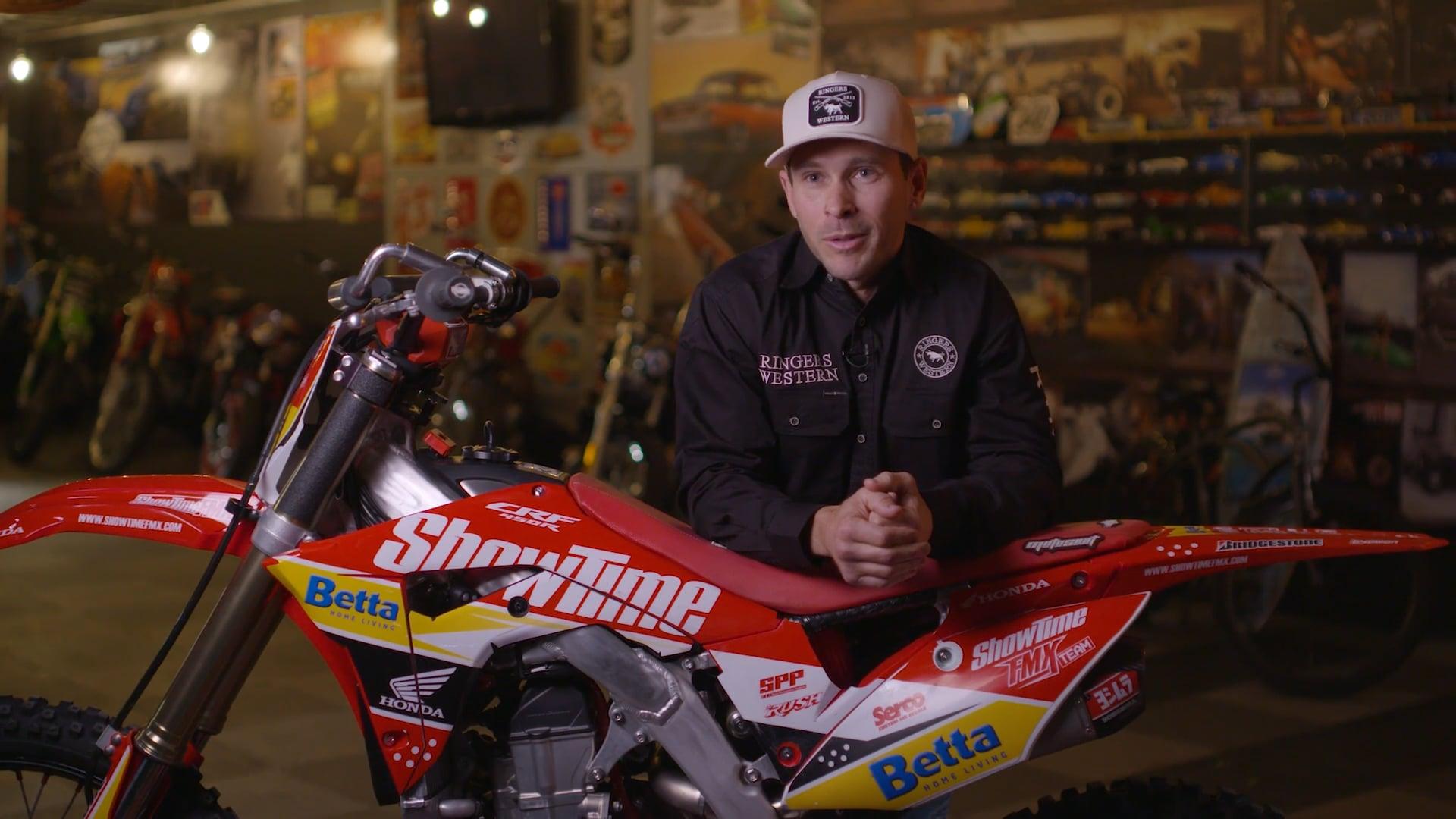 Meet the Riders   Freestyle Motocross