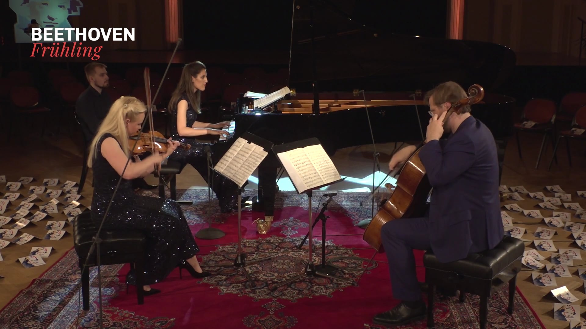 Trio Vision - A. Piazzolla, Primavera Porteño
