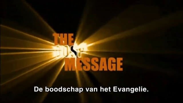 De Boodschap van het Evangelie