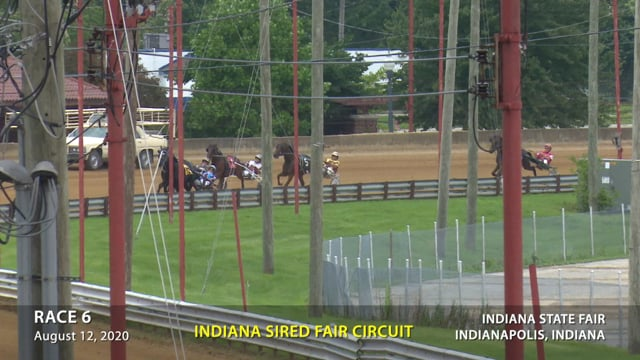 8-12-2020 INDIANA STATE FAIR RACE 6
