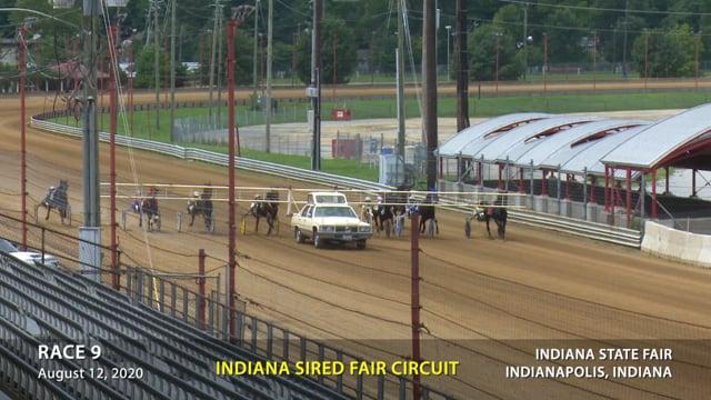 8-12-2020 INDIANA STATE FAIR RACE 9