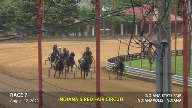 8-12-2020 INDIANA STATE FAIR RACE 7