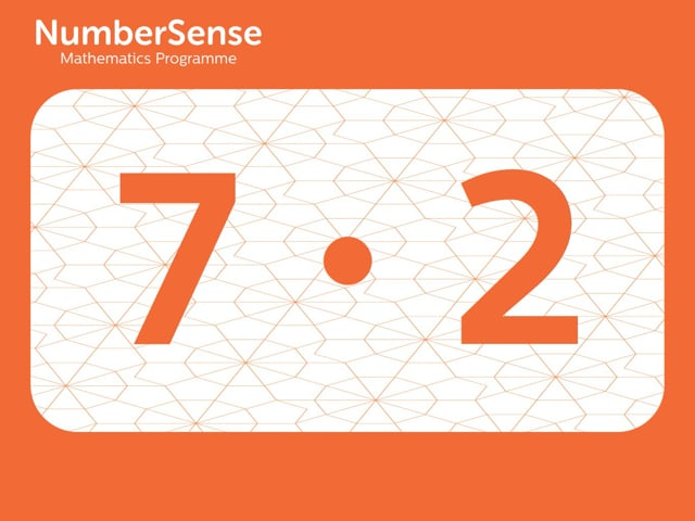 NumberSense Manipulating Numbers: Level 7, Task 2 (Gr.2, T.3, Wkbk 7)