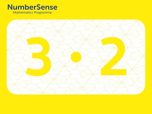 NumberSense Manipulating Numbers: Level 3, Task 2 (Gr.1, T.3, Wkbk 3)